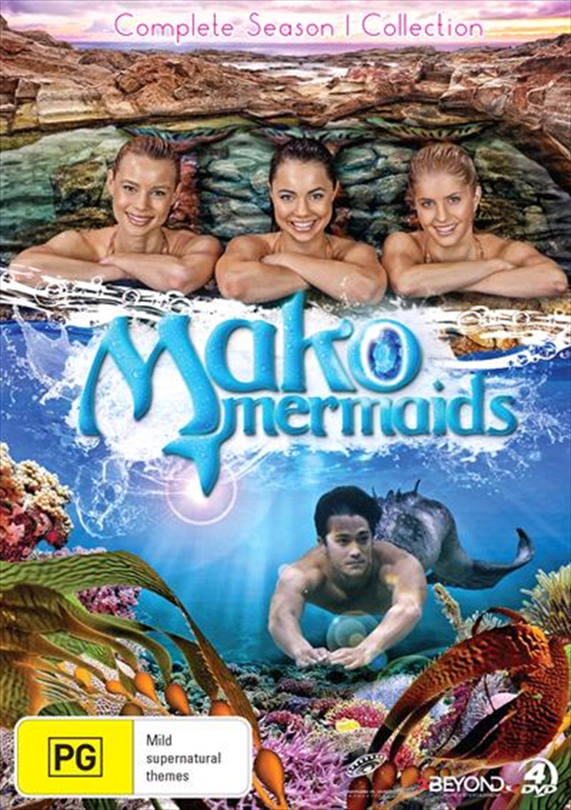 Buy Mako Mermaids Season 1 on DVD | Sanity