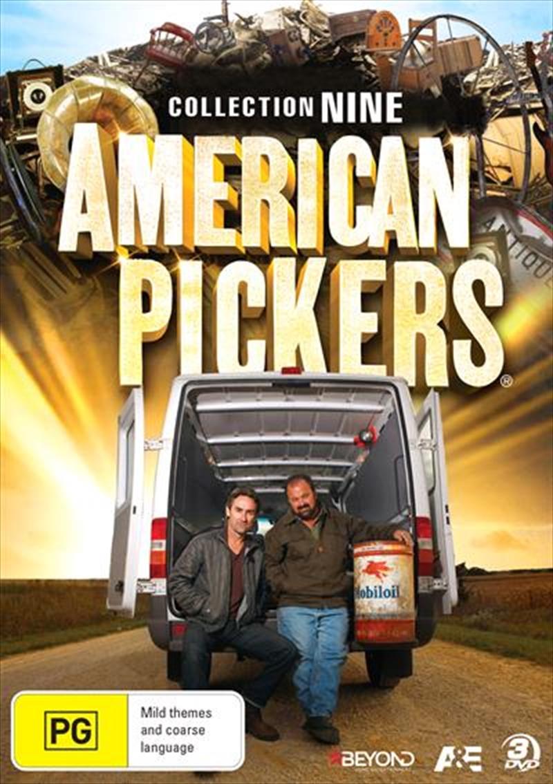 American Pickers - Season 9 | DVD