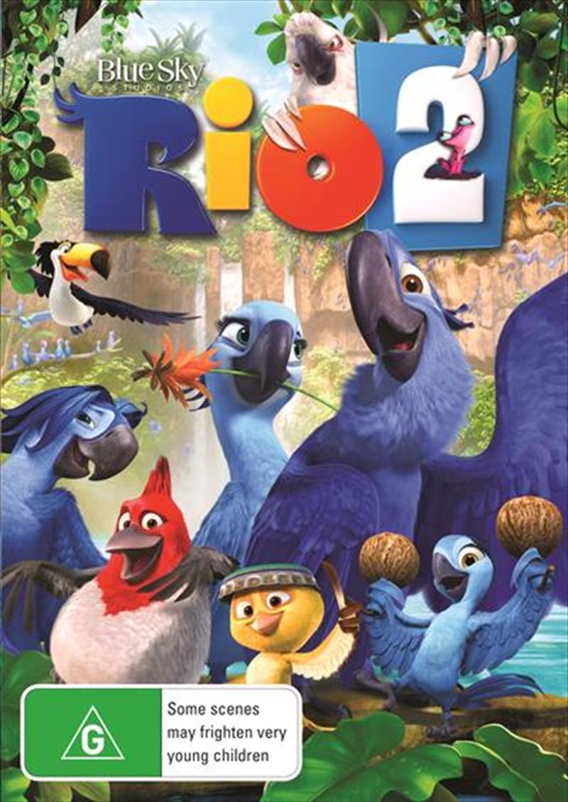Rio 2 | DVD