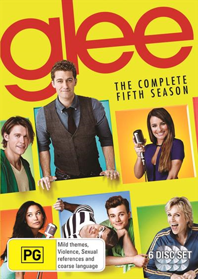 Glee - Season 5 | DVD