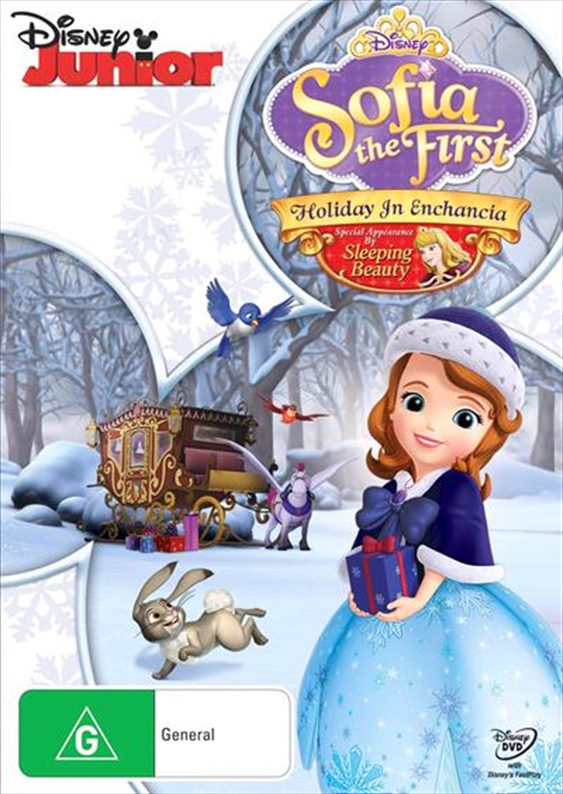 Sofia The First - Holiday In Enchancia | DVD