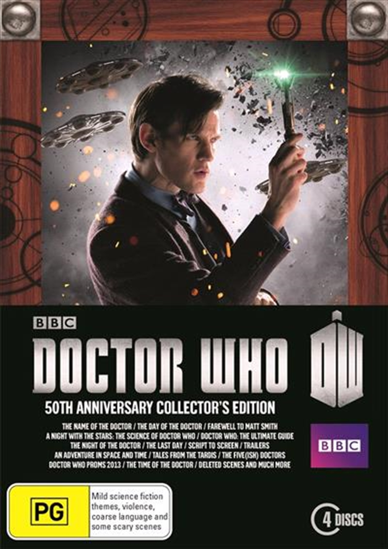 Doctor Who - 50th Anniversary Collector's Edition | DVD