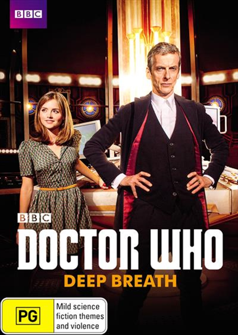 Doctor Who - Deep Breath | DVD