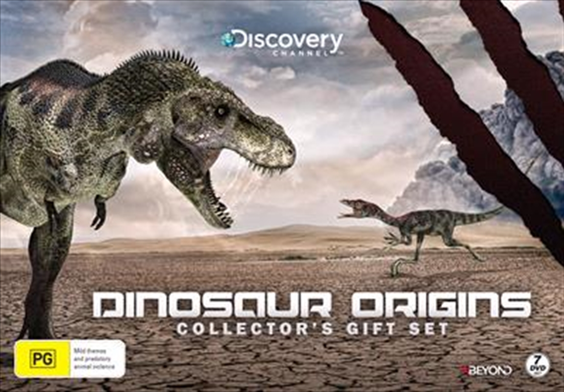 Dinosaur Origins Limited Edition Collector S Gift Set