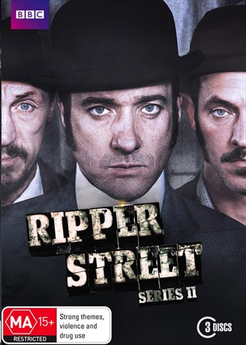 Ripper Street - Series 2 | DVD