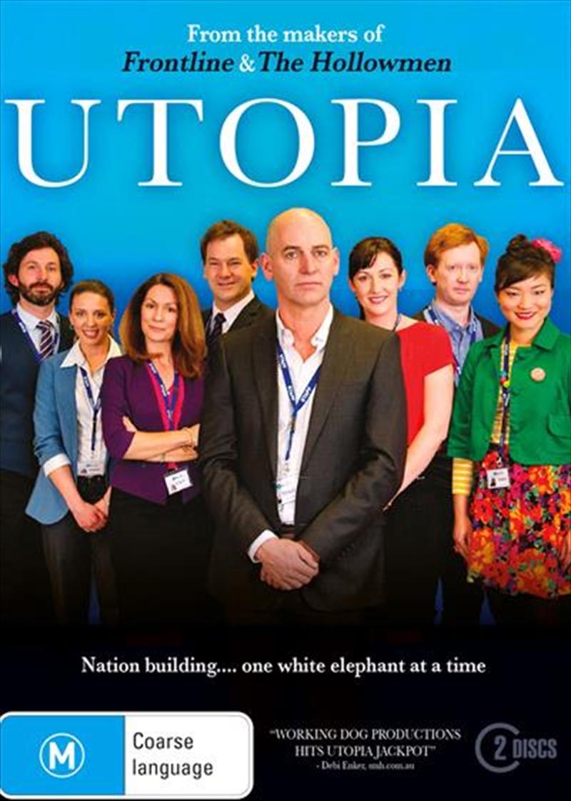 Utopia | DVD