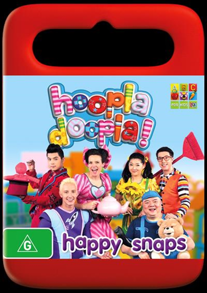 Hoopla Doopla - Happy Snaps | DVD