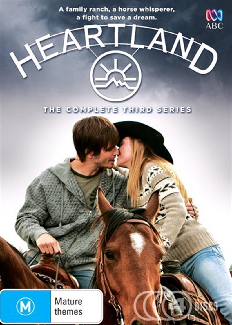 Heartland - Series 3 | DVD