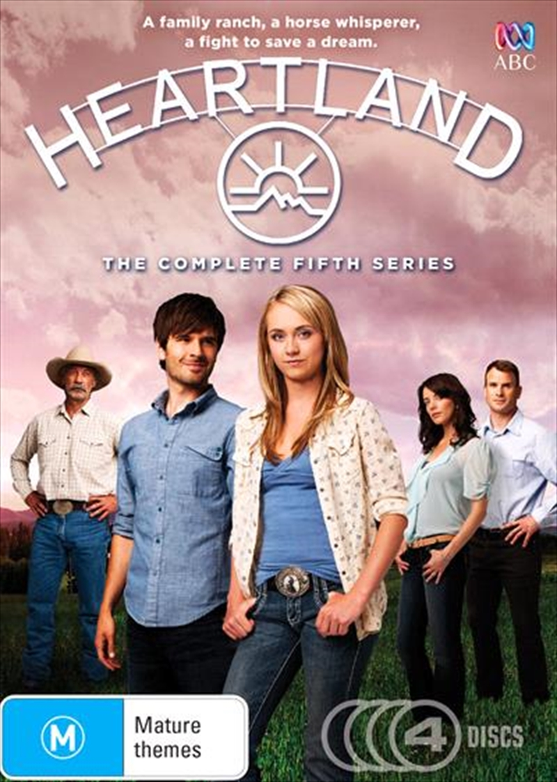 Heartland - Series 5 | DVD