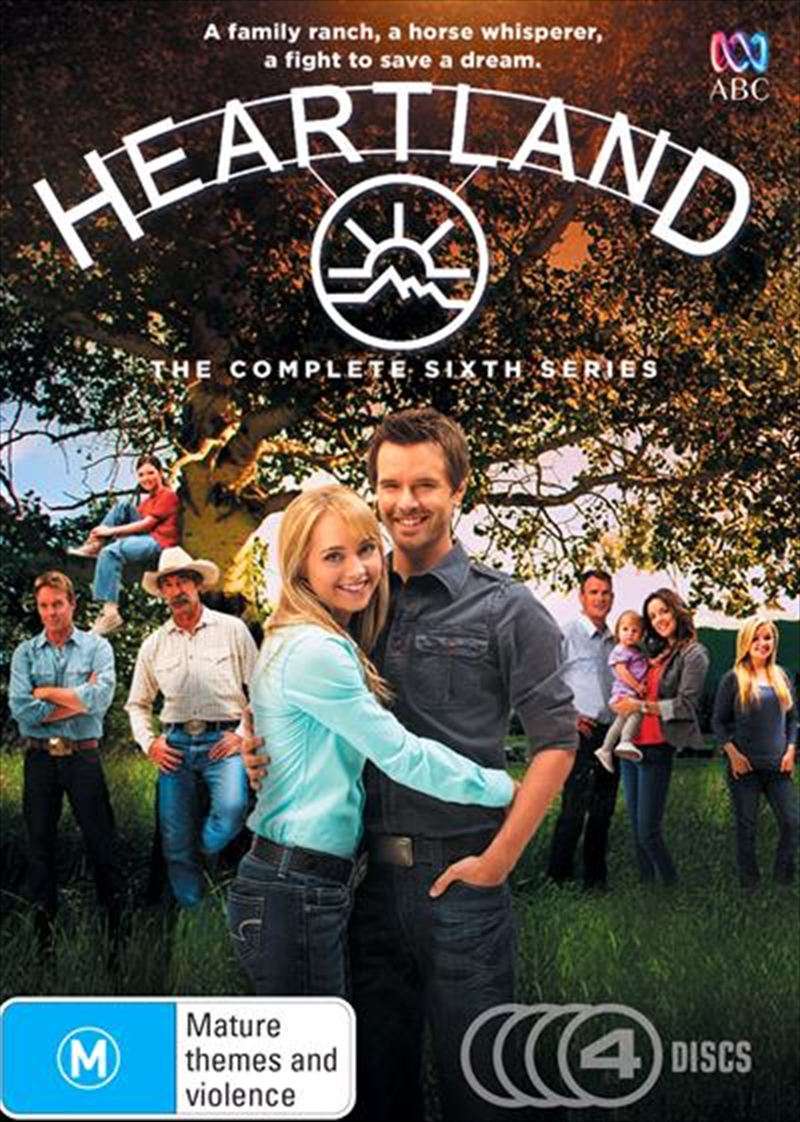 Heartland - Series 6 | DVD