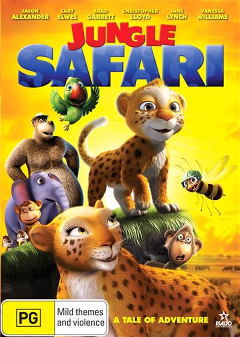 Jungle Safari | DVD