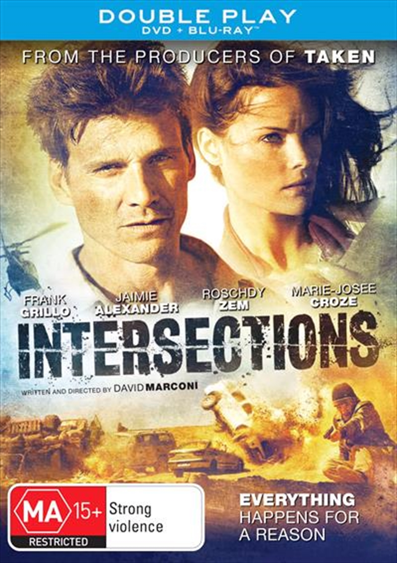 Intersections | Blu-ray/DVD