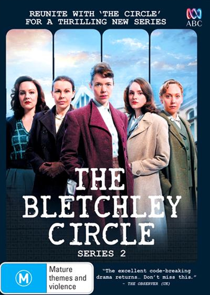 Bletchley Circle - Series 2, The | DVD