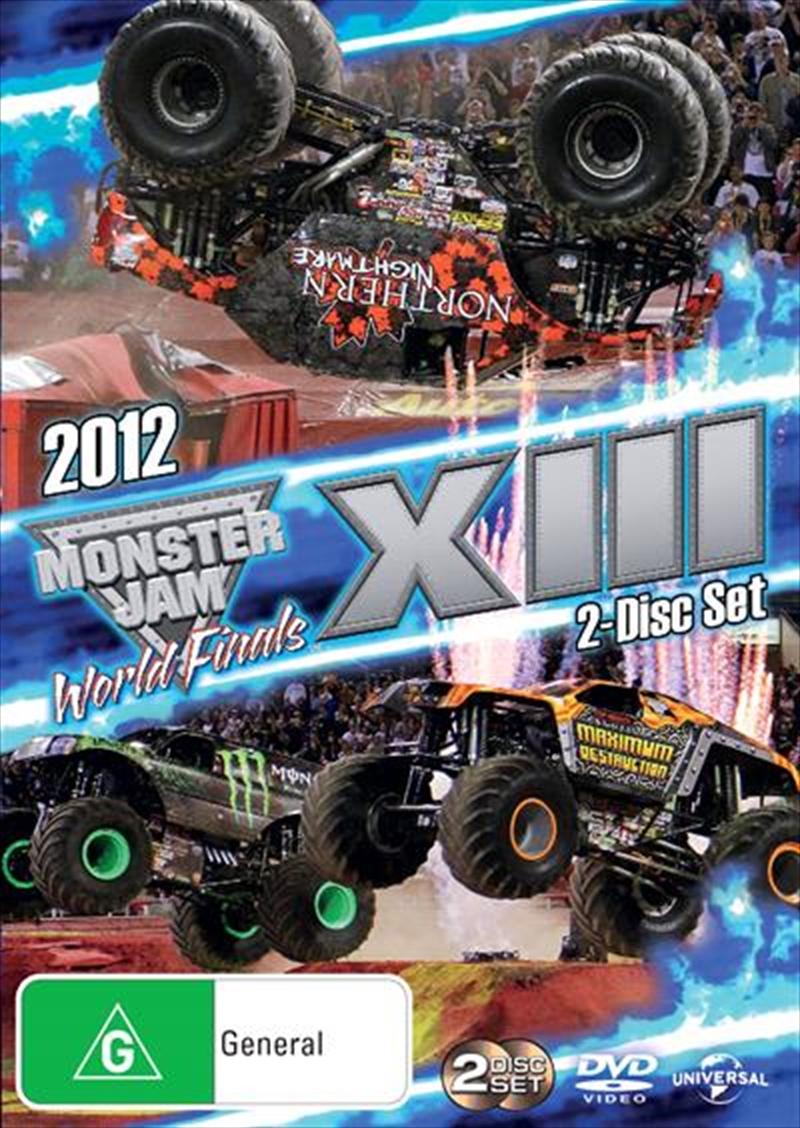 Monster Jam - World Finals XIII | DVD