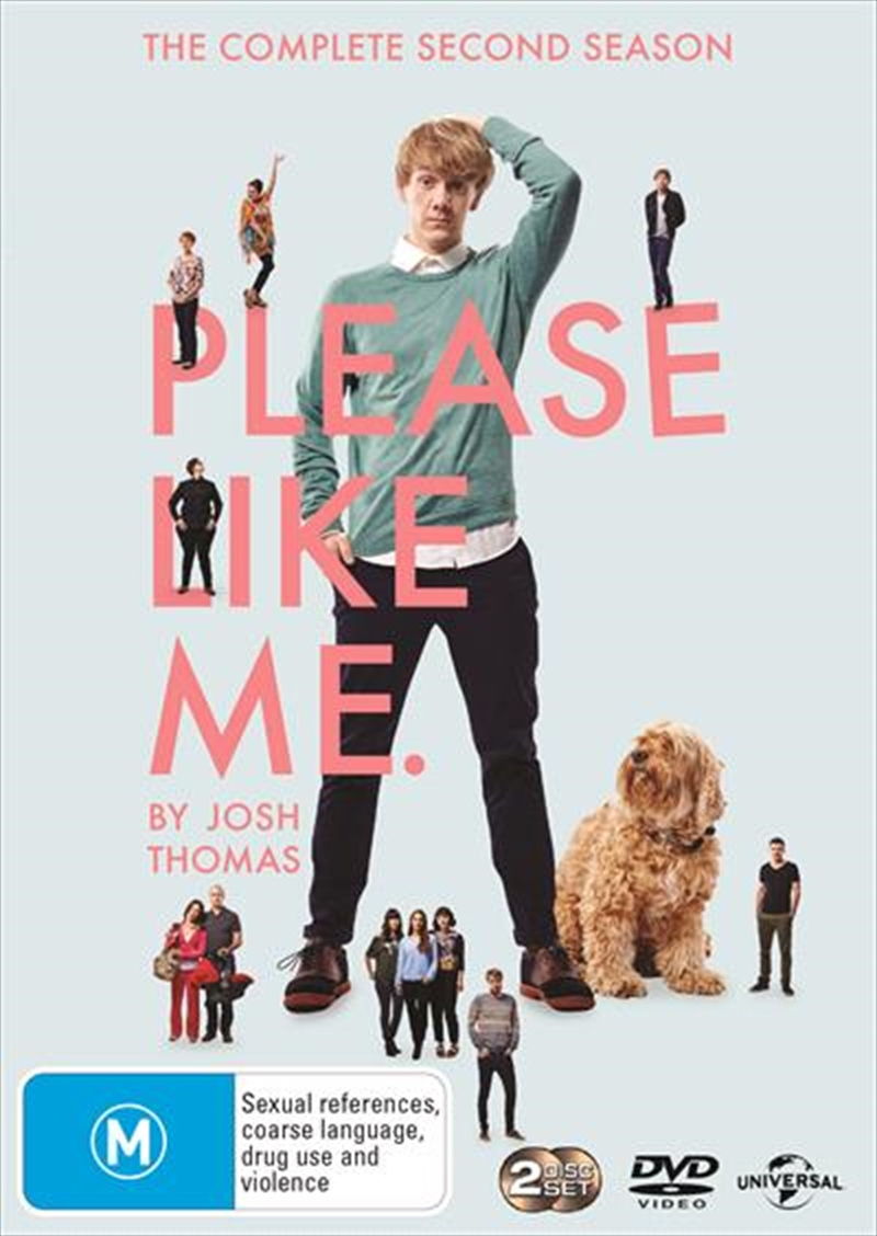 Please Like Me - Season 2 | DVD