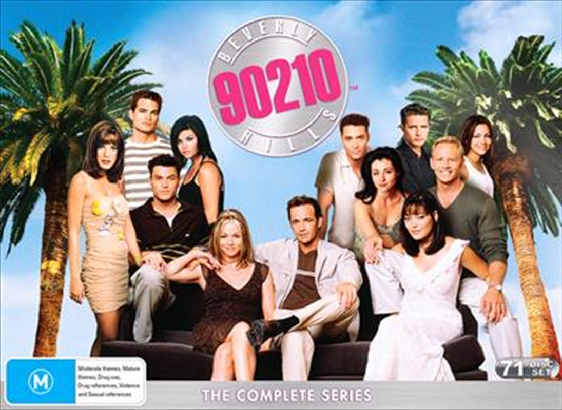 Beverly Hills 90210 - Season 1-10 | Boxset | DVD