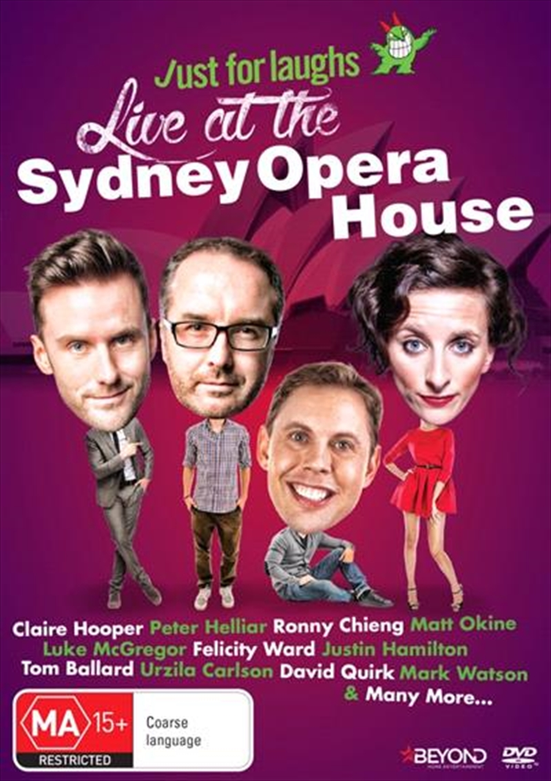 Just For Laughs - Live At The Sydney Opera House | DVD