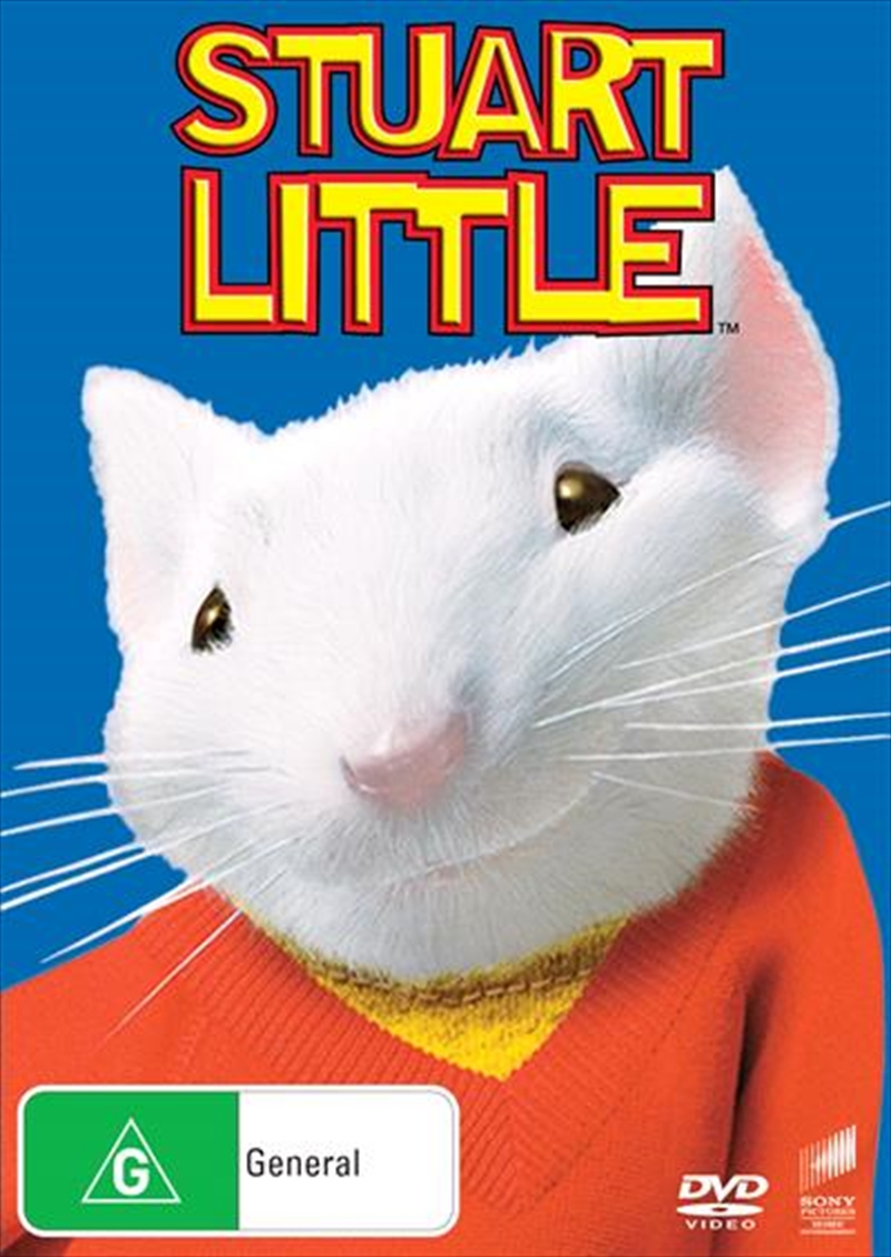 Stuart Little | DVD