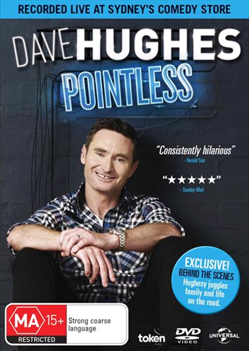 Dave Hughes - Pointless | DVD