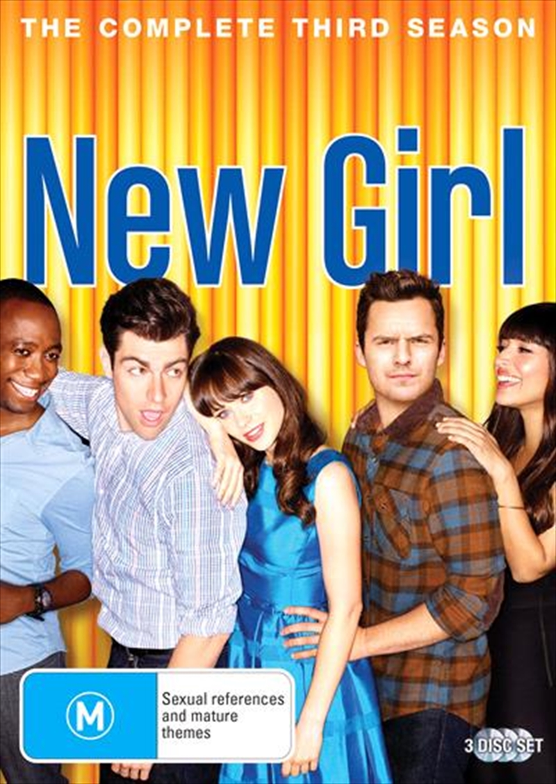 New Girl - Season 3 | DVD