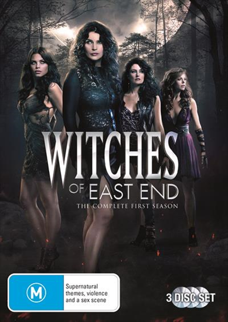 Witches Of East End - Season 1 | DVD