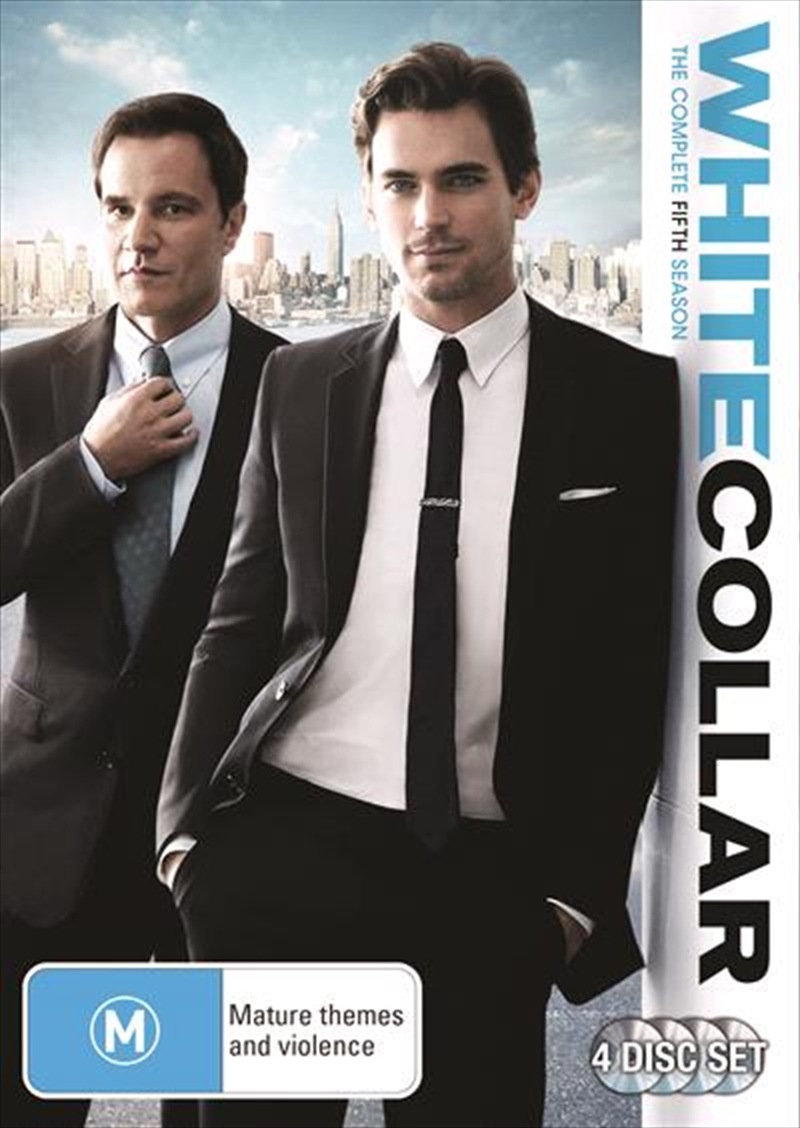White Collar - Season 5 | DVD