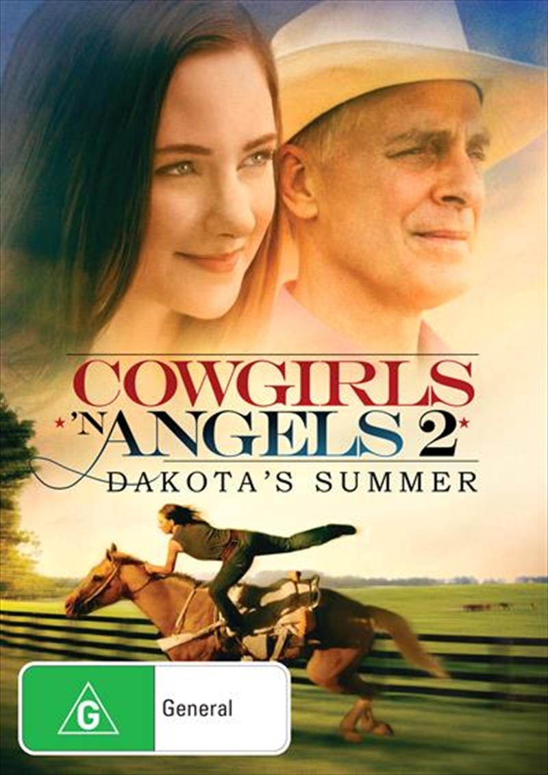 Cowgirls N' Angels 2 - Dakota's Summer | DVD
