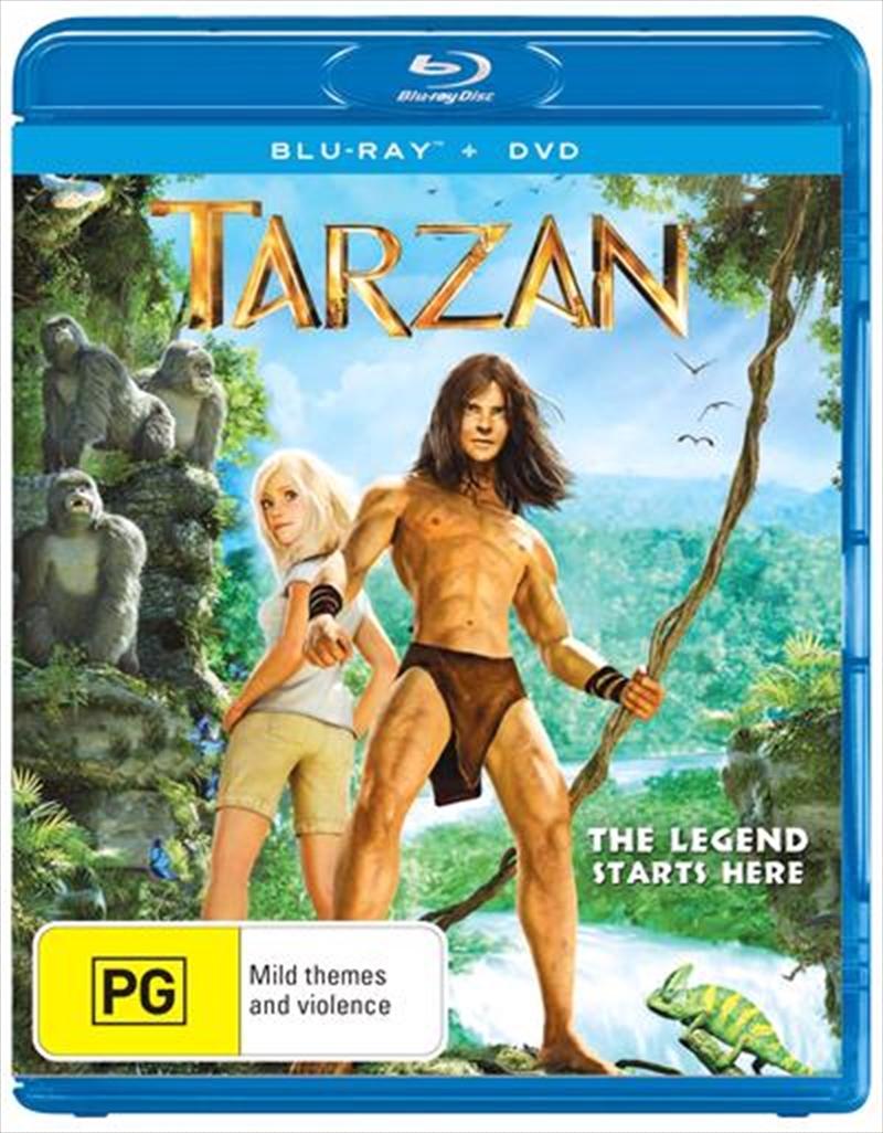 Tarzan | Blu-ray/DVD