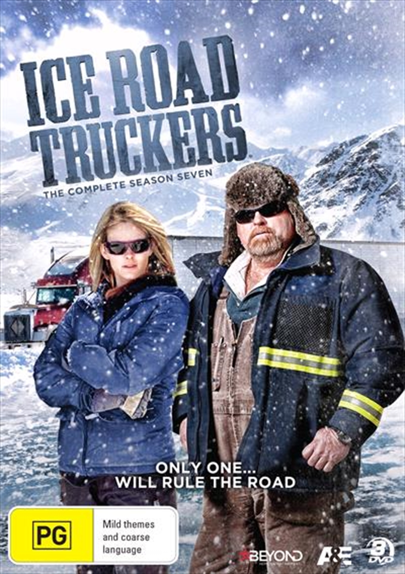 Ice Road Truckers - Season 7 | DVD