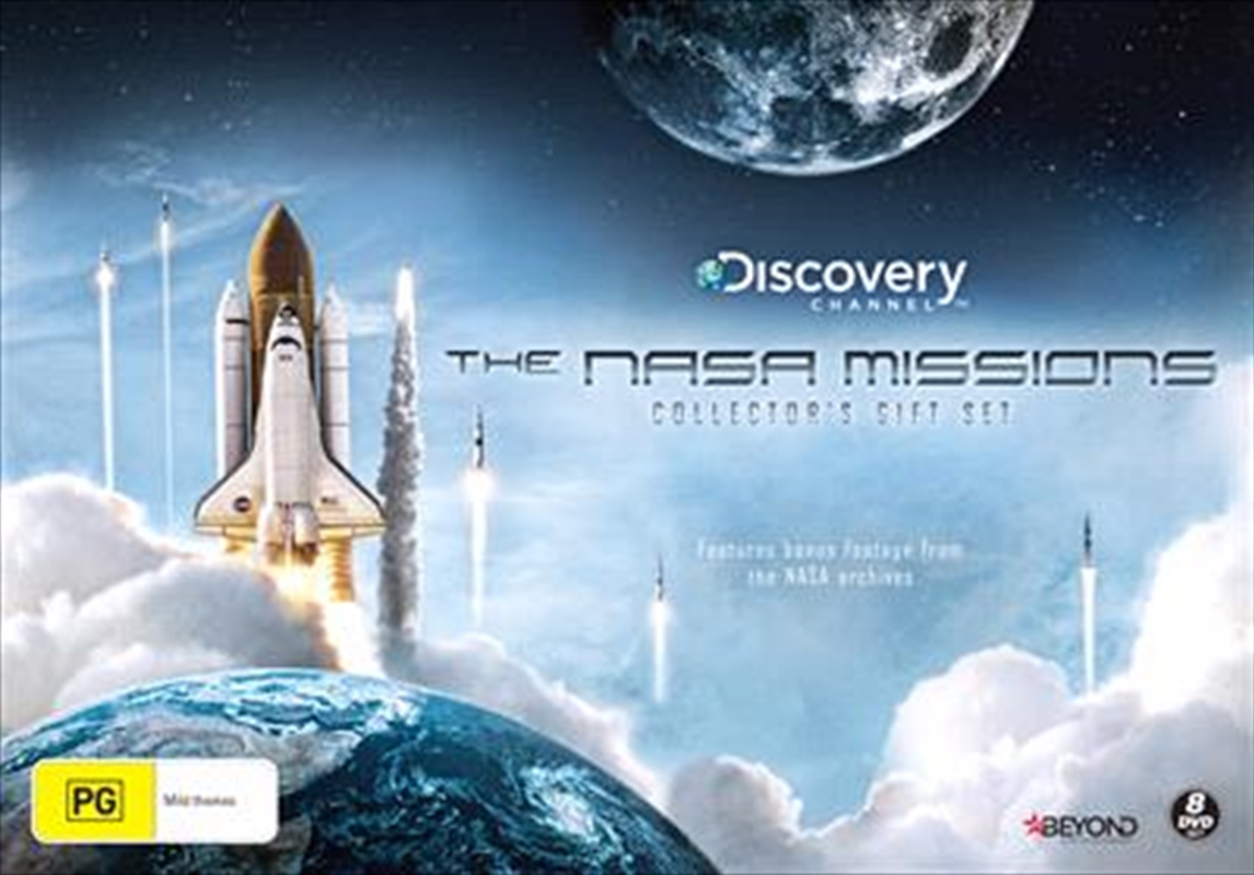 Discovery - The NASA Missions - Limited Collector's Edition | DVD