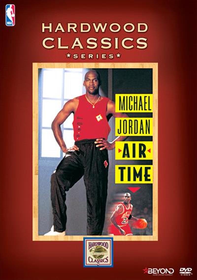 NBA Hardwood Classics: Michael Jordan: Airtime | DVD