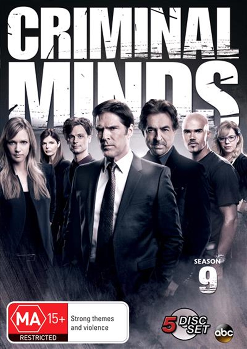 Criminal Minds - Season 9 | DVD