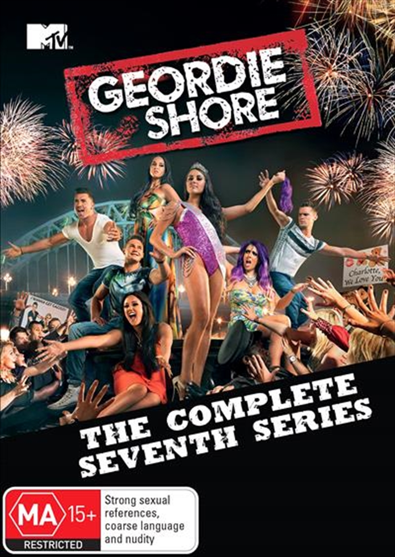Geordie Shore - Season 7 | DVD