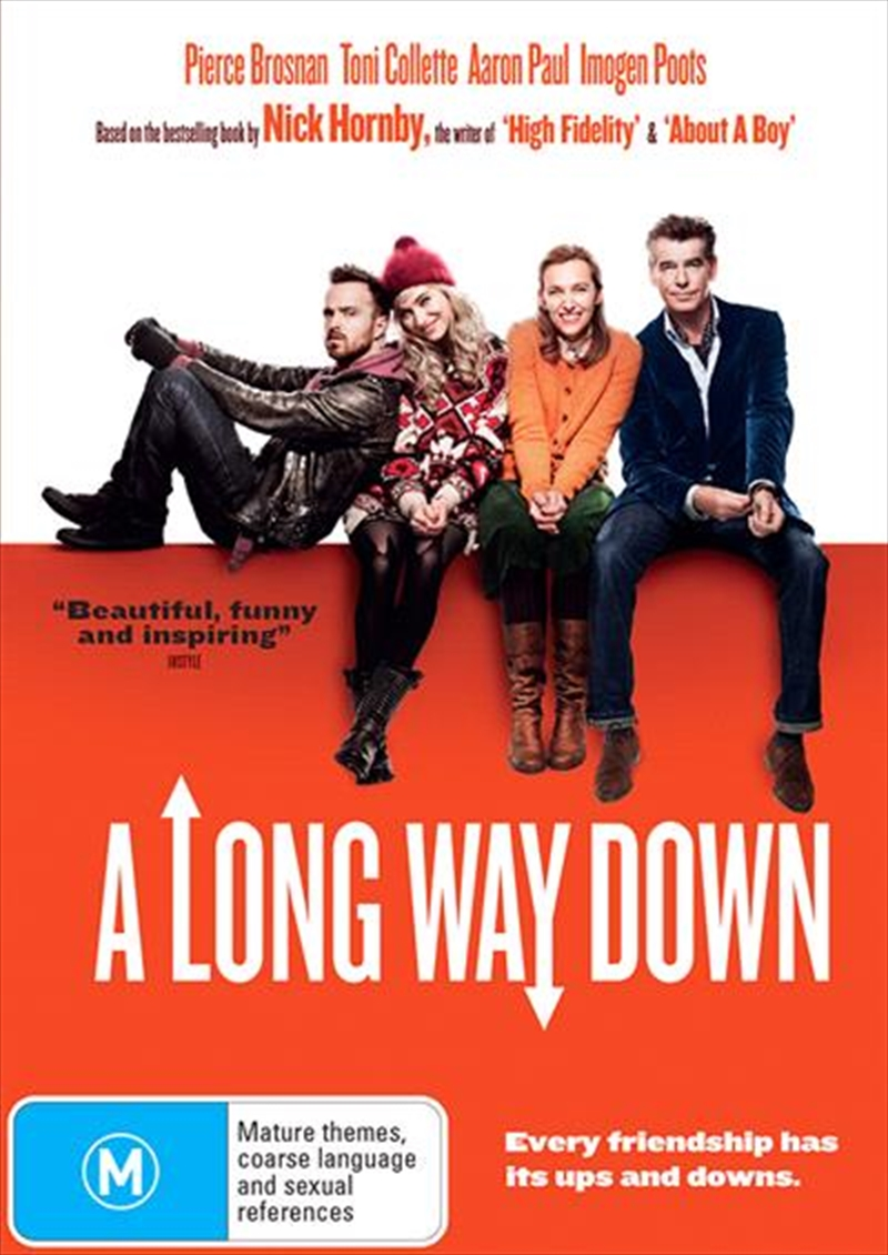 A Long Way Down | DVD