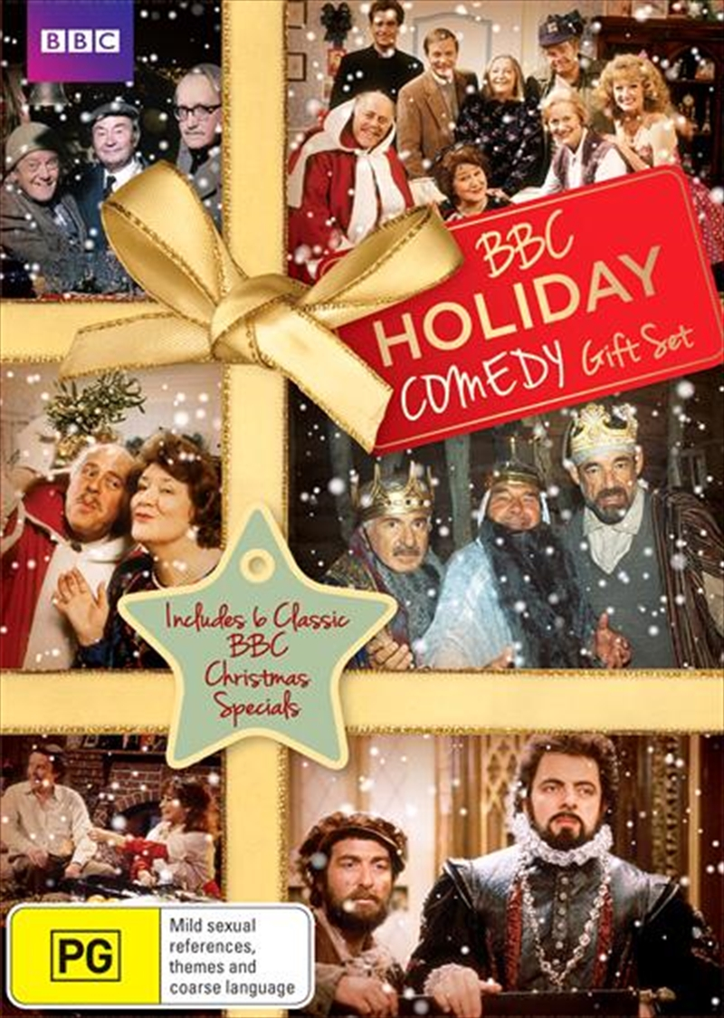 BBC Holiday Comedy Pack | Boxset | DVD