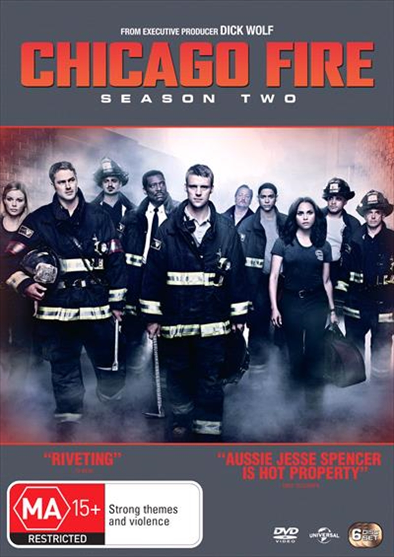 Chicago Fire - Season 2 | DVD