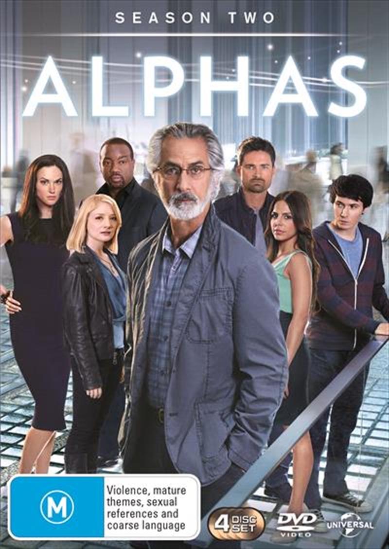 Alphas - Season 2 | DVD