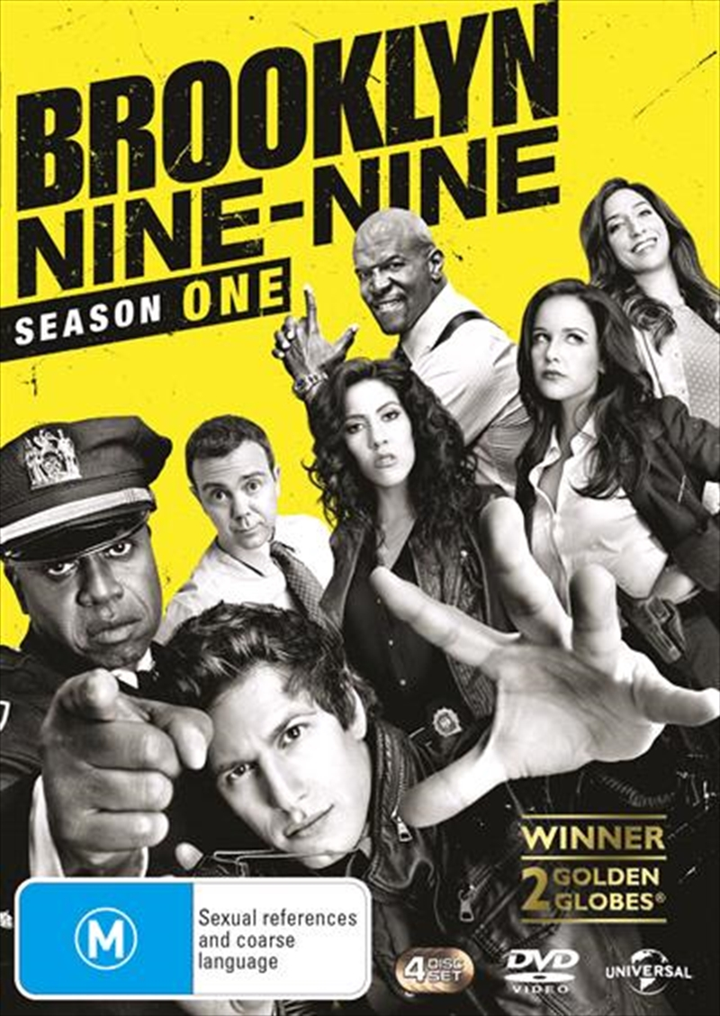 Brooklyn Nine-Nine - Season 1 | DVD