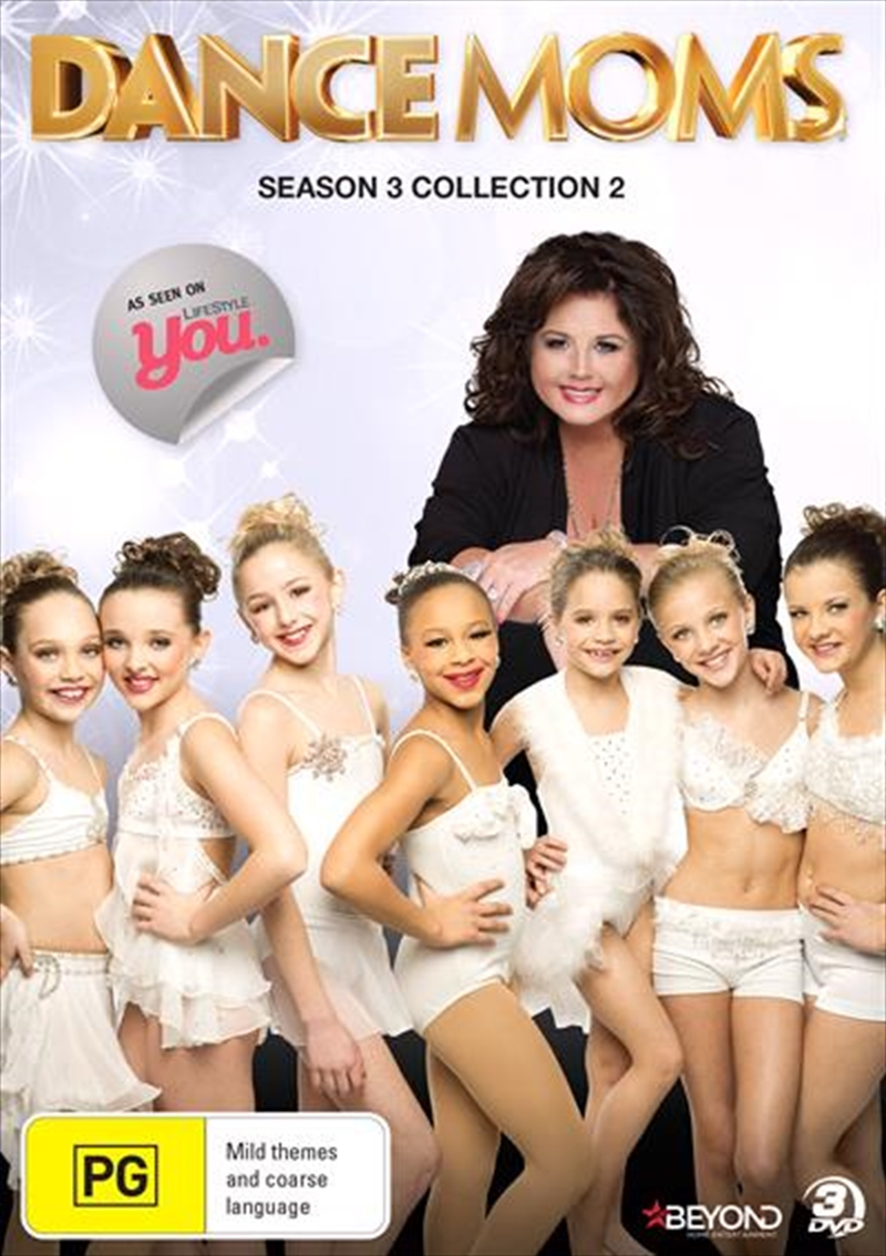 Dance Moms - Season 3 - Collection 2 | DVD