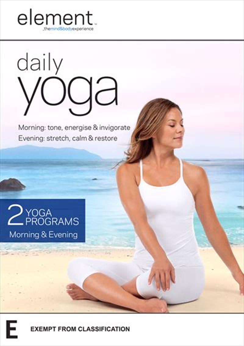 Element - Daily Yoga | DVD