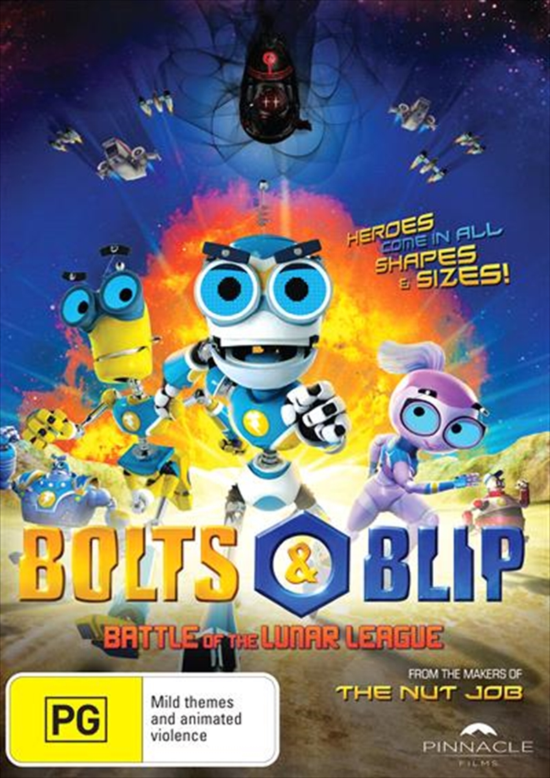 Bolts and Blip | DVD