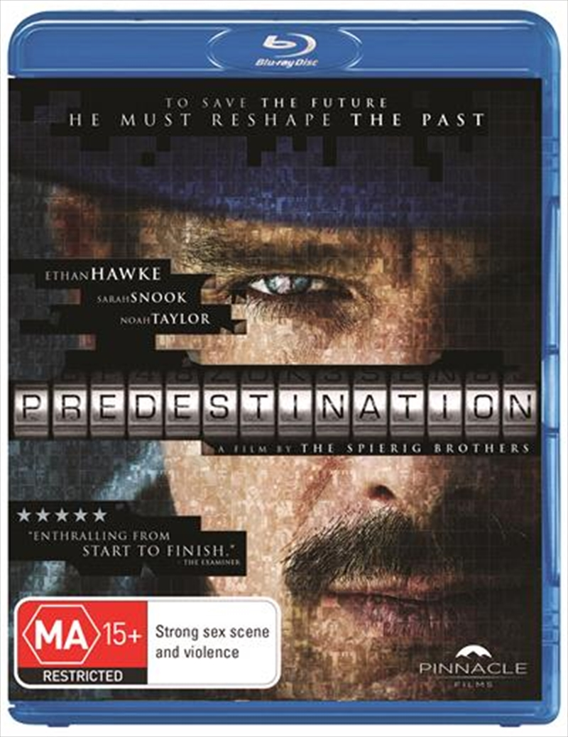 Predestination | Blu-ray