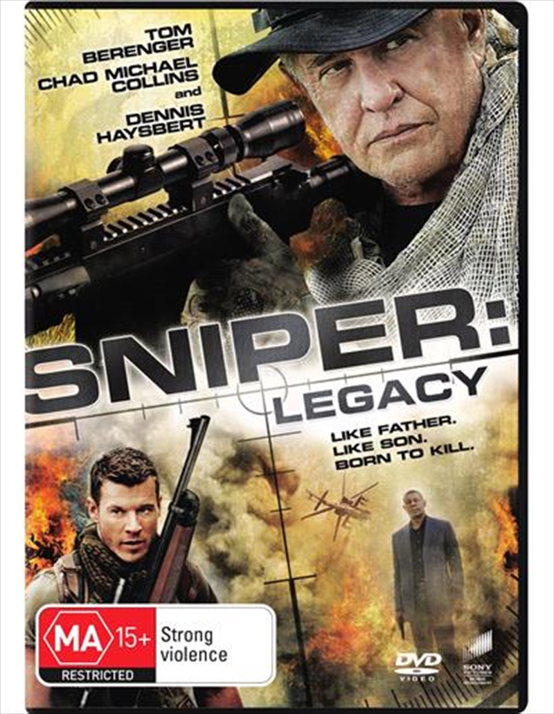 Sniper - Legacy | DVD