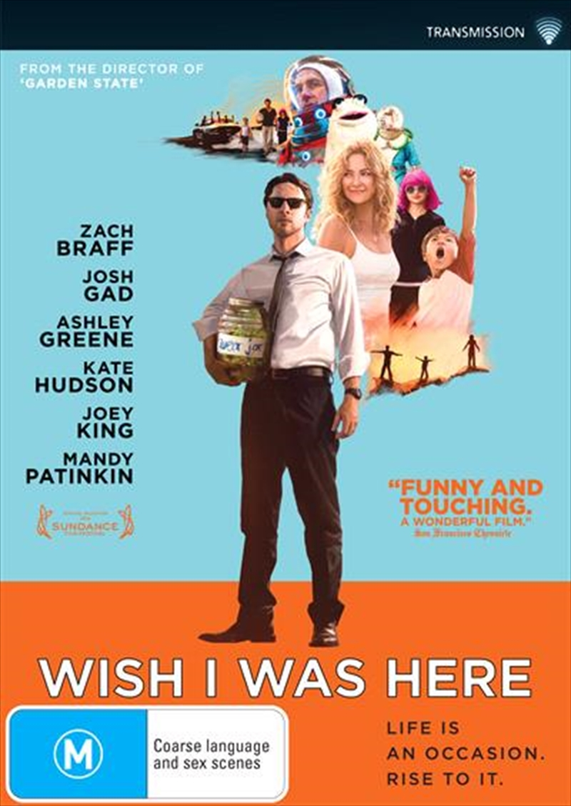 Wish I Was Here | DVD