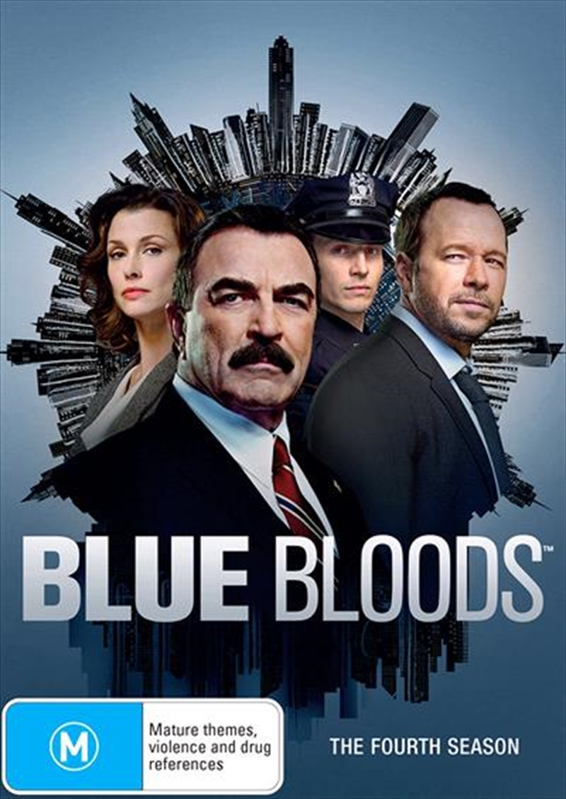 Blue Bloods - Season 4 | DVD