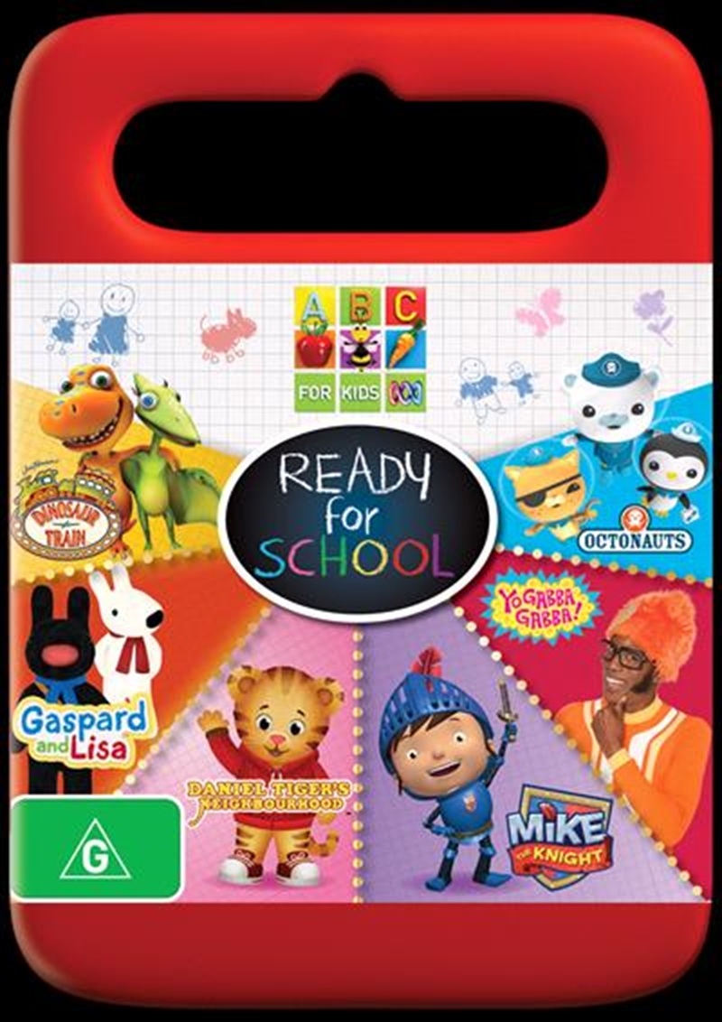 ABC For Kids - Ready For School | DVD