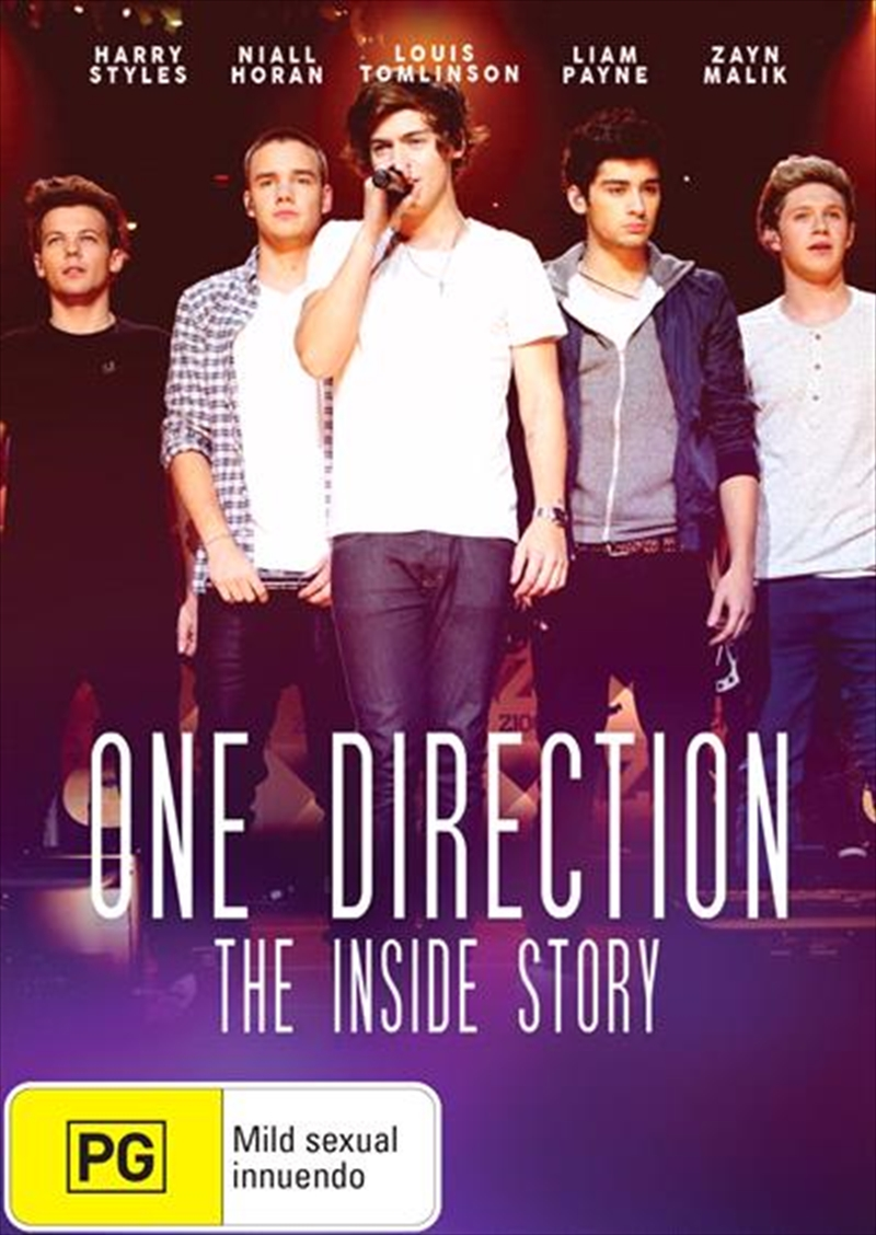 One Direction - The Inside Story | DVD