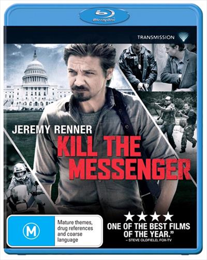Kill The Messenger | Blu-ray