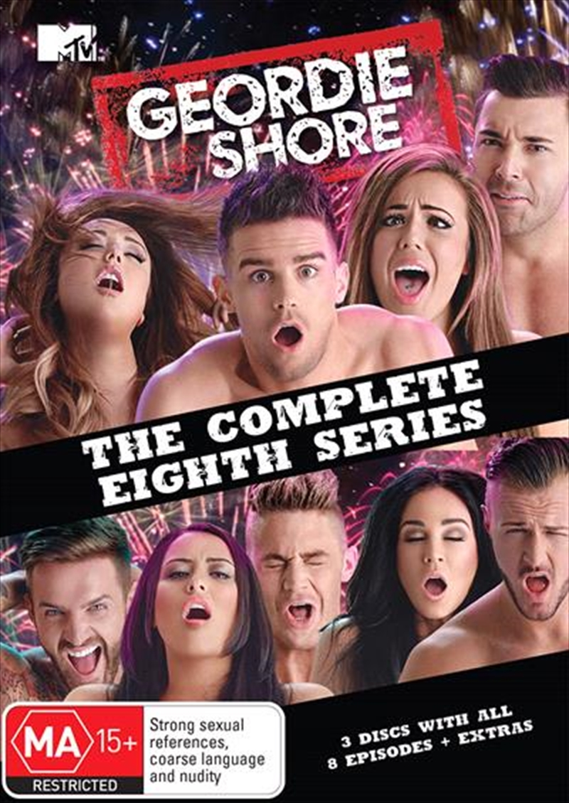 Geordie Shore - Season 8 | DVD