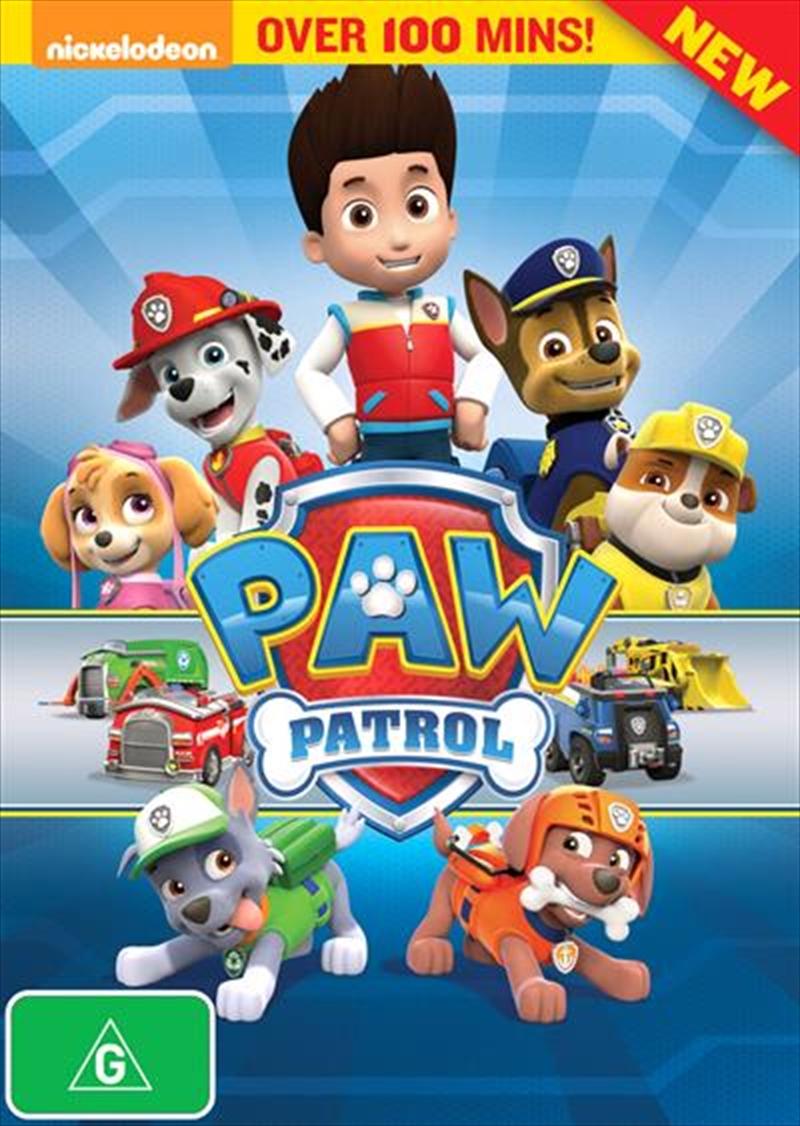 Paw Patrol | DVD